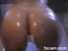 bulky ass