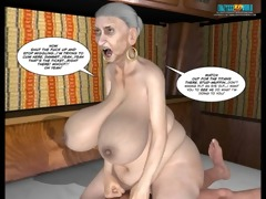 3d comic langsuir chronicles episode 16 4