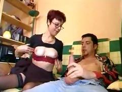 mama anal