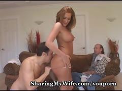 wife has