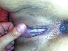 wet crack