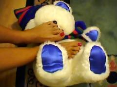lady foot